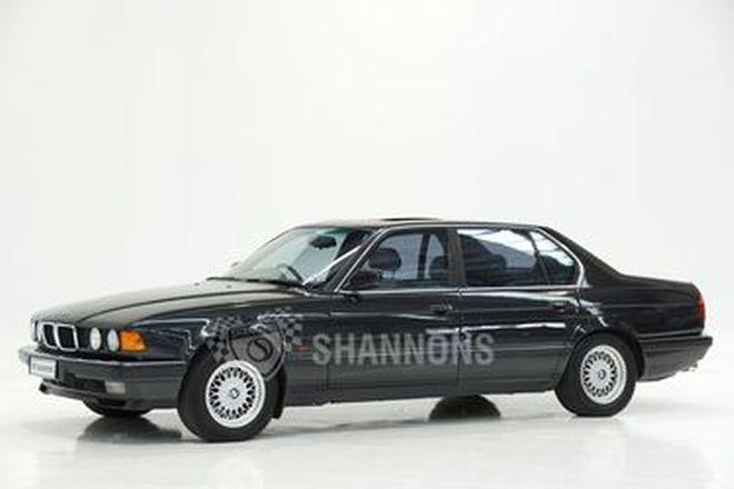 BMW 740iL Saloon