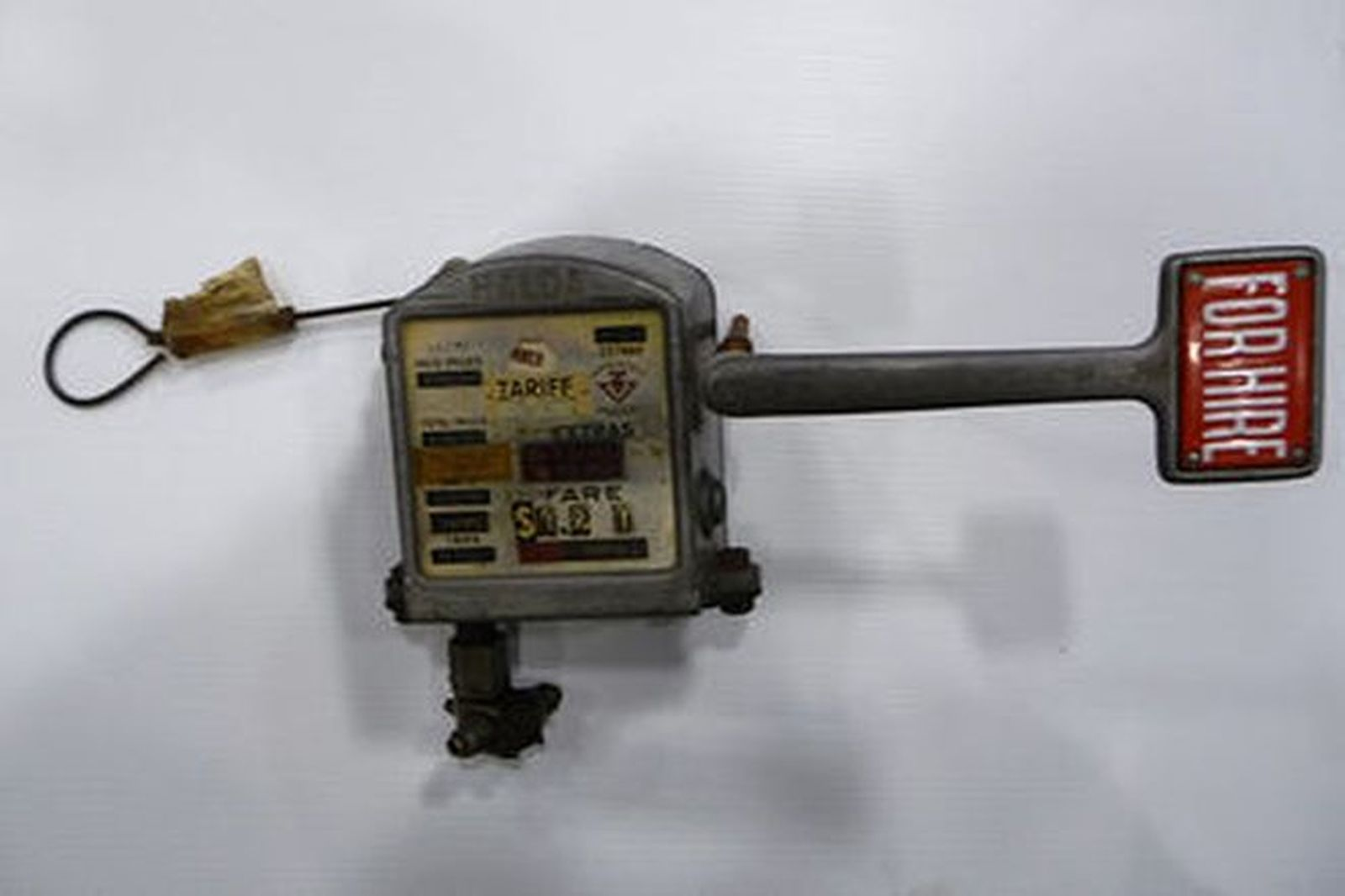 Sold: Meter - Halda Taxi Meter Auctions - Lot O - Shannons