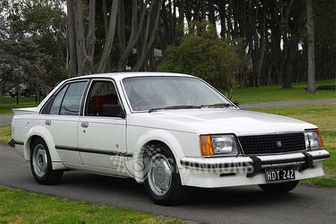 Holden HDT VC Commodore 'Brock' Sedan (No.242)