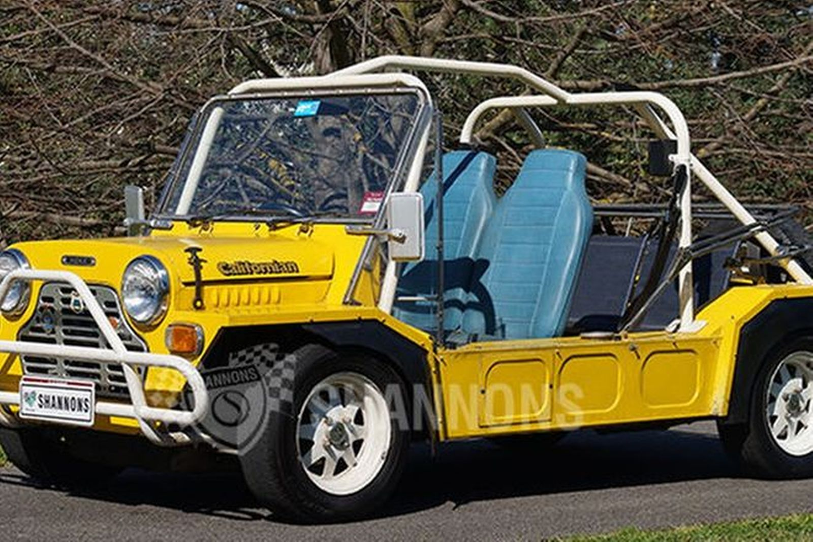 Sold Leyland Mini Moke California Auctions Lot 5 Shannons