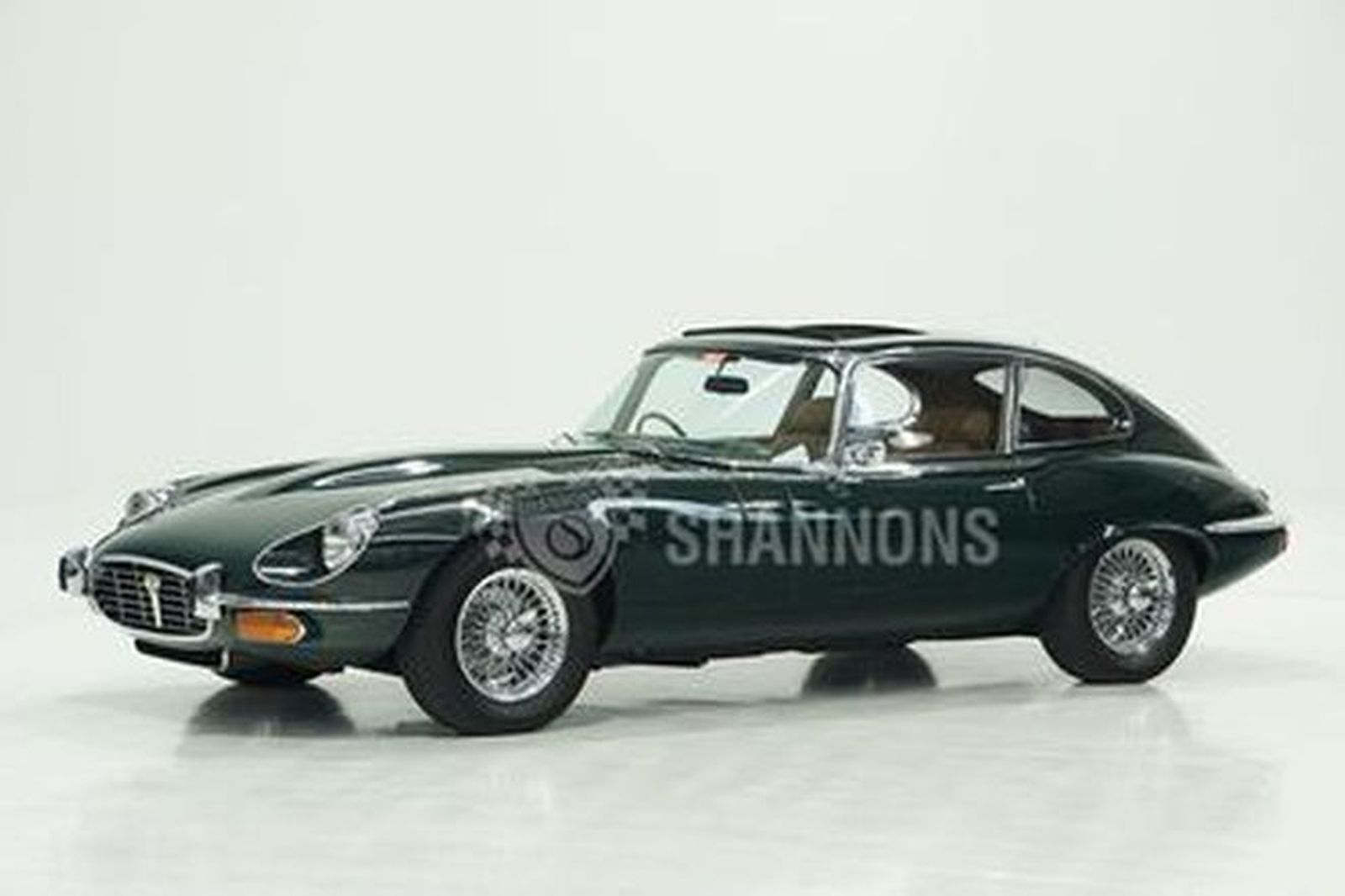 Jaguar E-Type Series 3 V12 Coupe