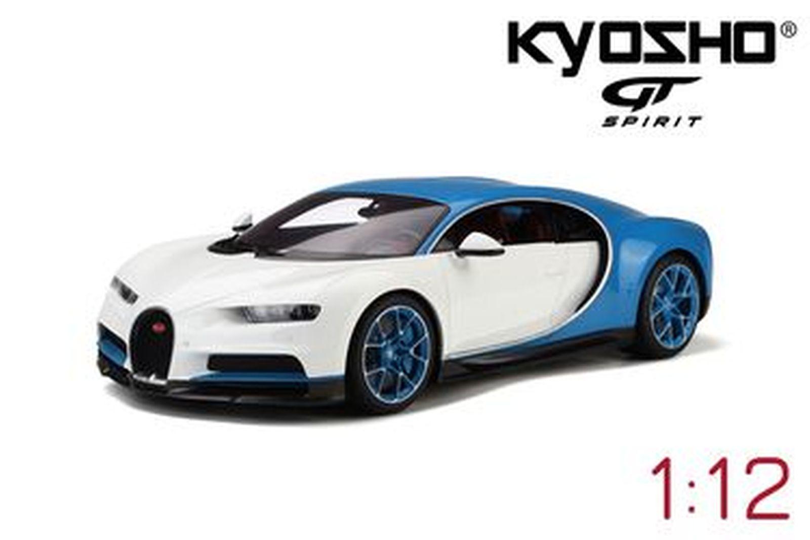 GT Spirit ? Bugatti Chiron (1:12 Scale)