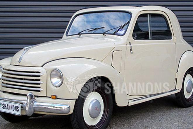 Fiat 500C 'Topolino' Cabriolet