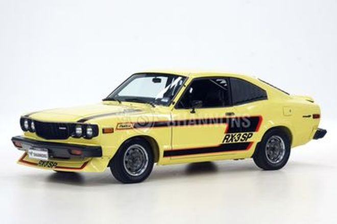 Mazda RX3 SP Coupe (LHD)