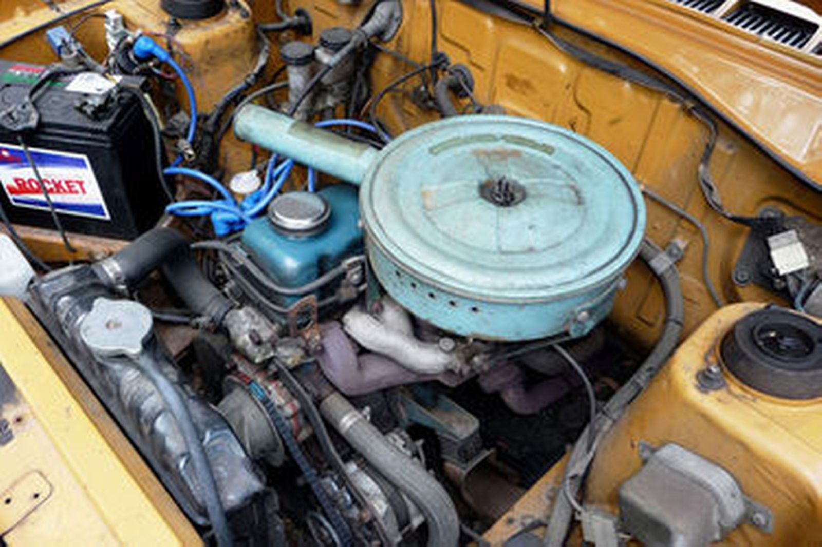 datsun 1200 manual gearbox