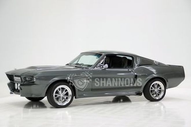 Ford Mustang 'GT 500E Eleanor Replica' Fastback (RHD)