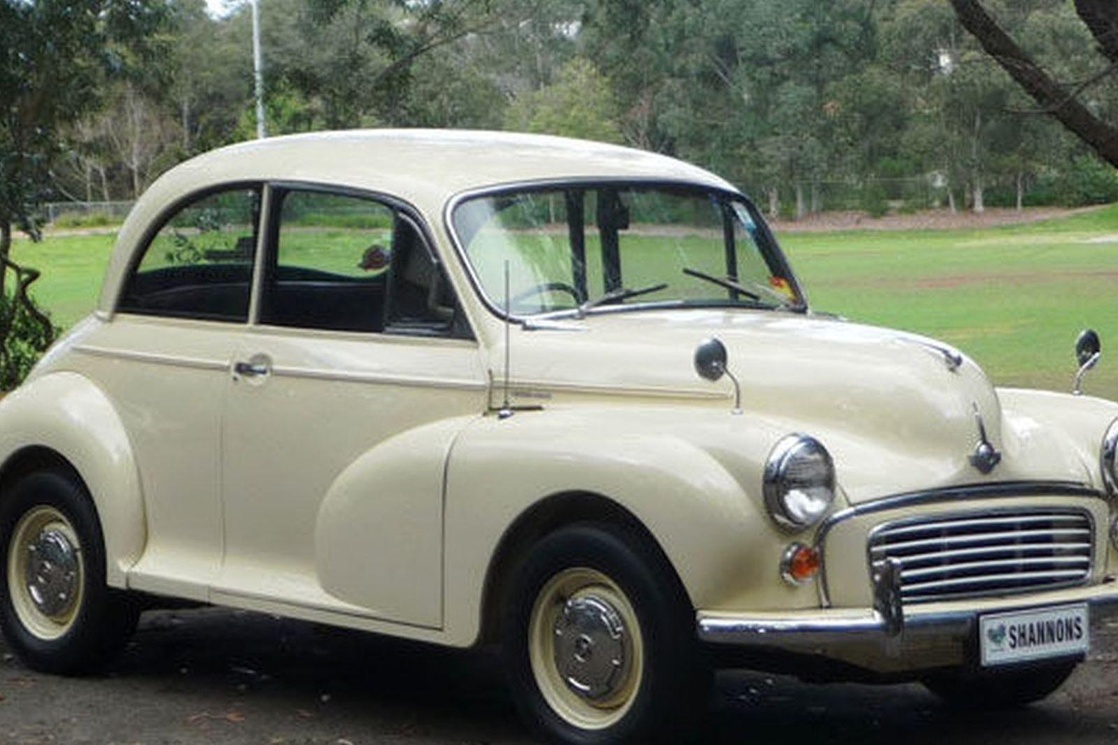 b39d19578c Sold  Morris Minor 2 Door  Modified  Sedan Auctions - Lot 16 - Shannons