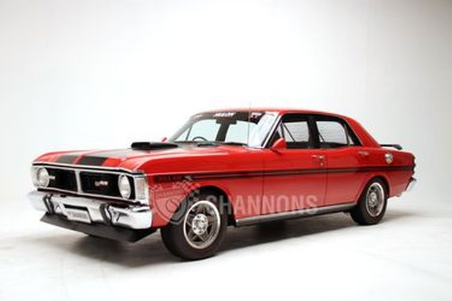 Ford XY Falcon 'GT Replica' Sedan (Nulon 'Project XY')