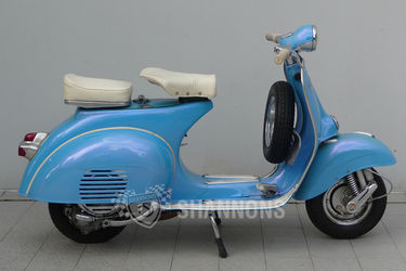 Vespa 125cc Scooter