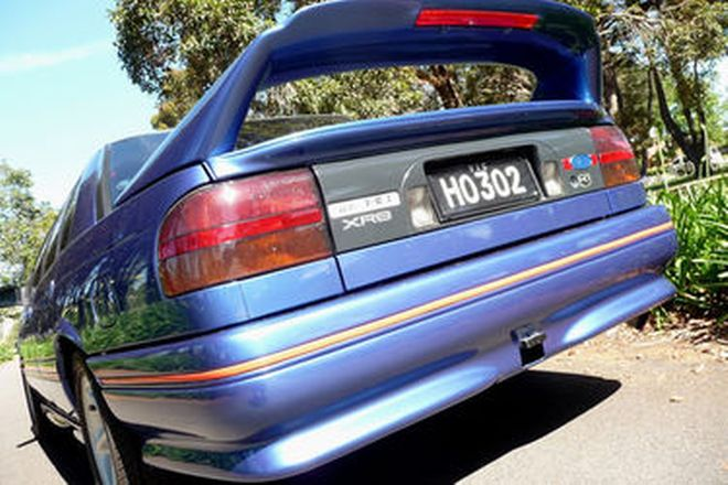 Ford Falcon EB XR8 'Allan Moffat' HO Sedan