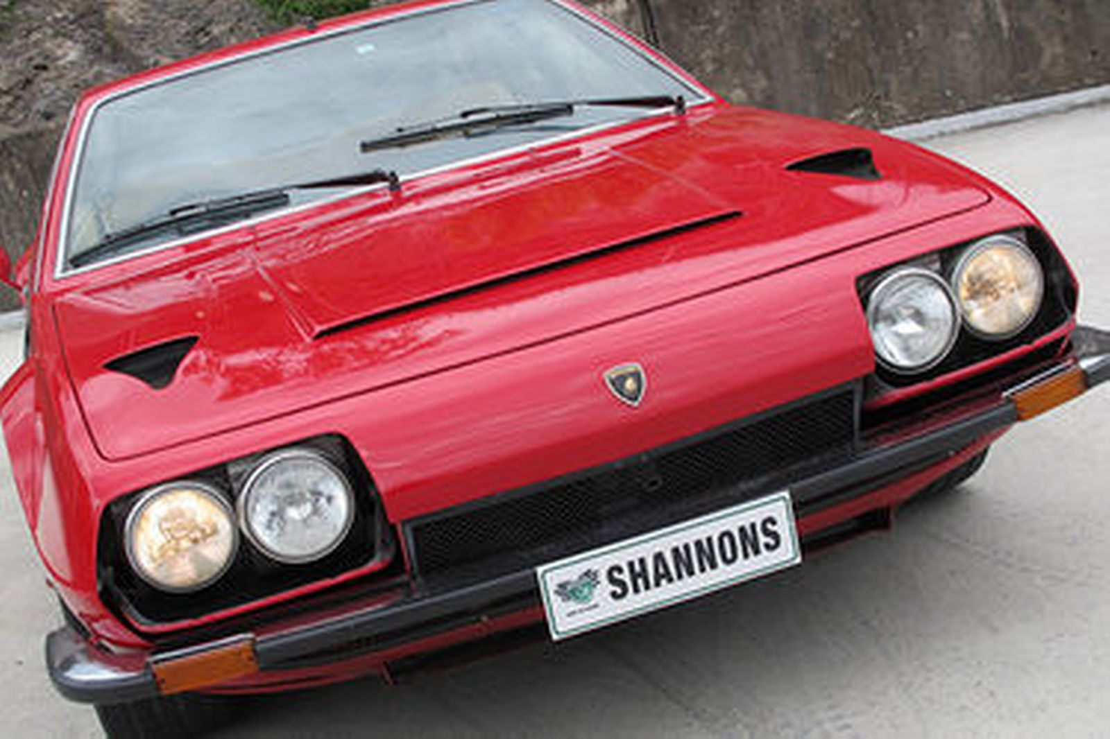 Lamborghini Jarama GTS Coupe Auctions - Lot 21 - Shannons