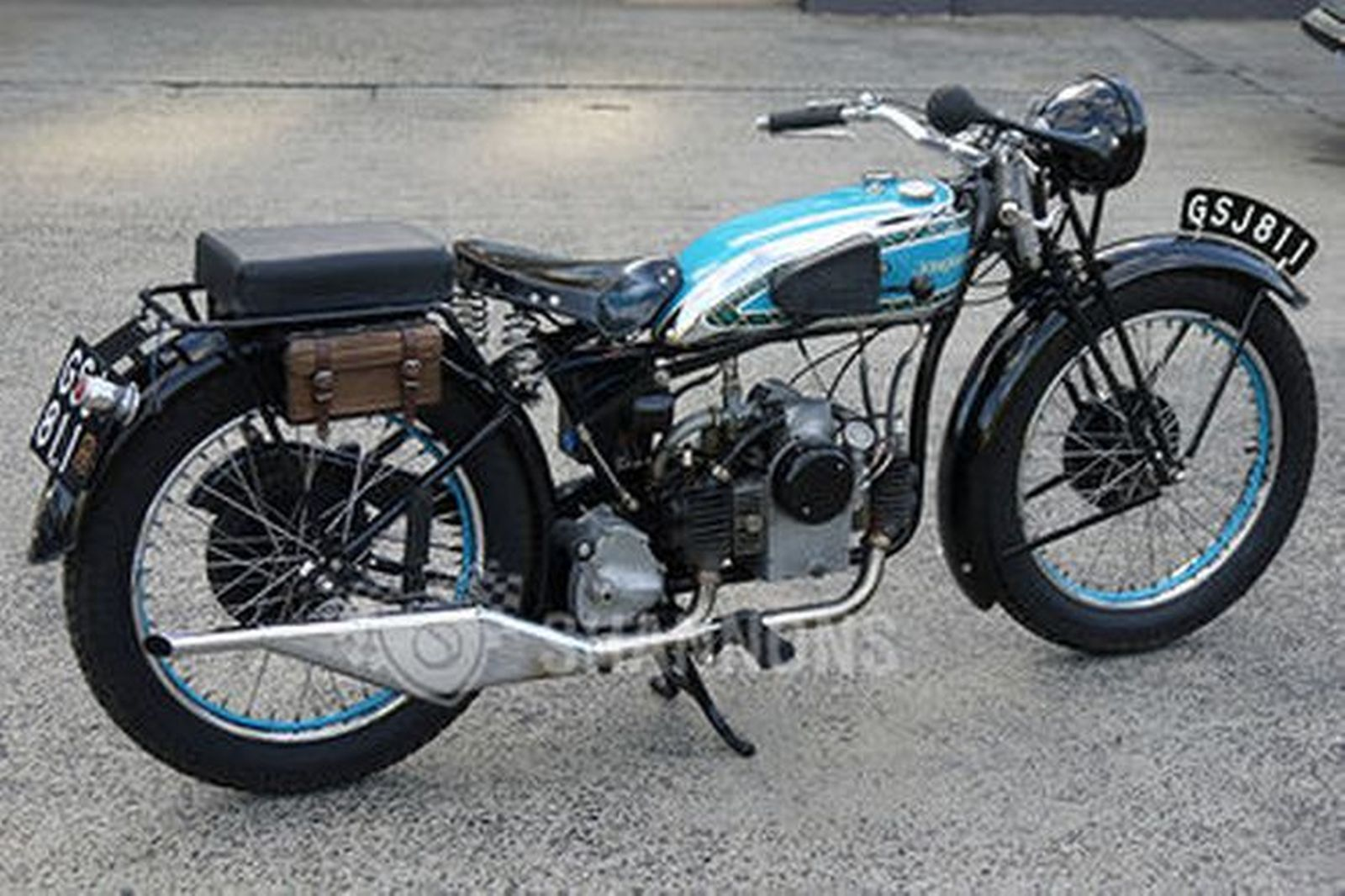 Motorcycle Auctions Bristol