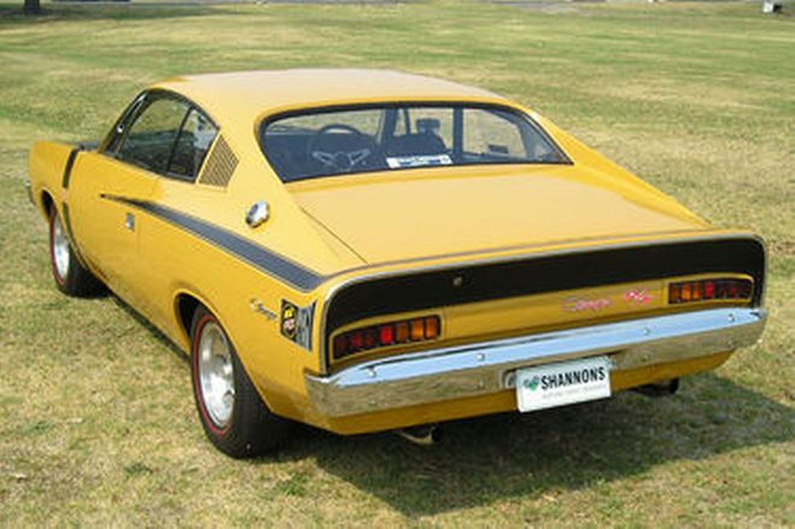 Chrysler VH Charger R/T E38 Coupe