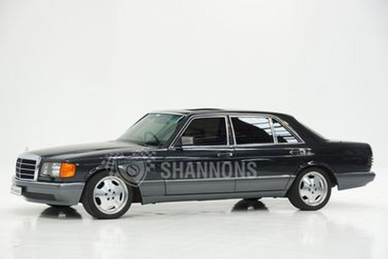 Mercedes-Benz 420SEL Saloon