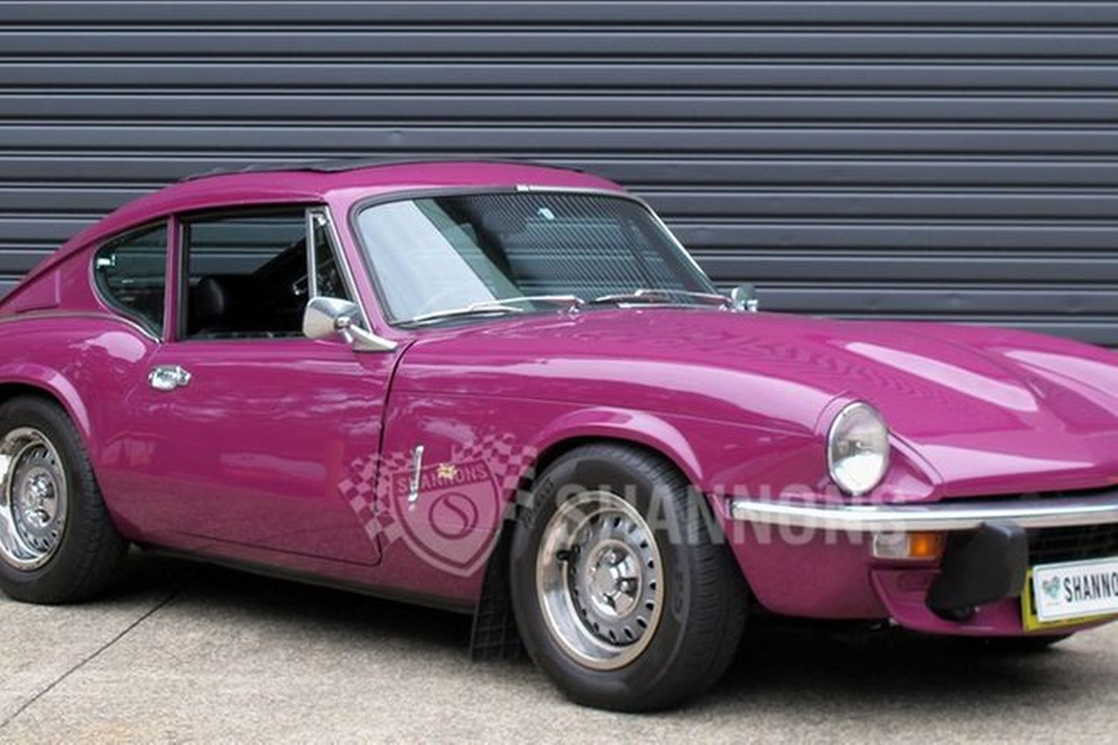Sold: Triumph GT6 MkIII Coupe Auctions - Lot 13 - Shannons