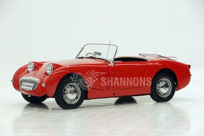 Austin-Healey Mk1 'Bug Eye' Sprite Roadster