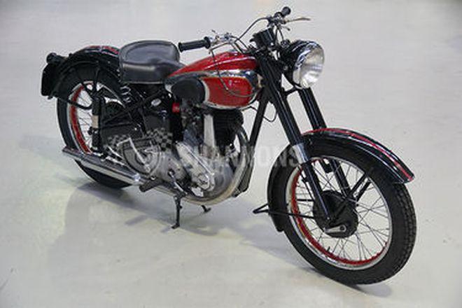 BSA B33 500cc Motorcycle