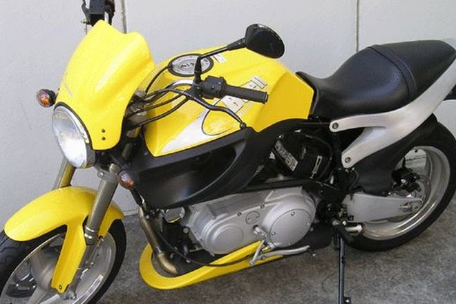 Buell X1 Lightning Solo Motorcycle