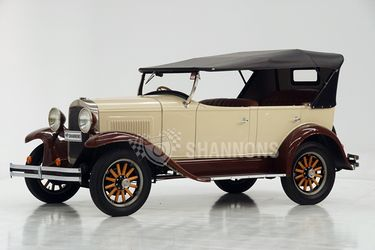 Willys Overland Whippet Four 96A Tourer