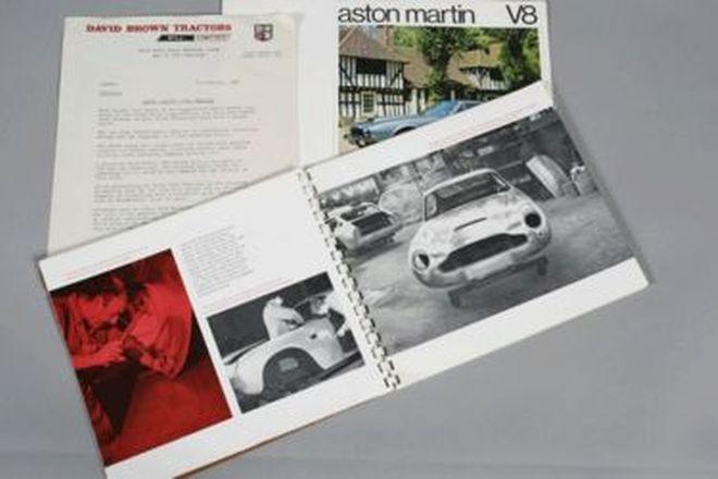 Aston Martin & Lagonda Literature