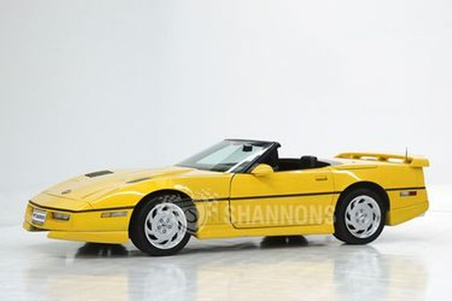 Chevrolet Corvette C4  'Greenwood Enhanced' Convertible (LHD)