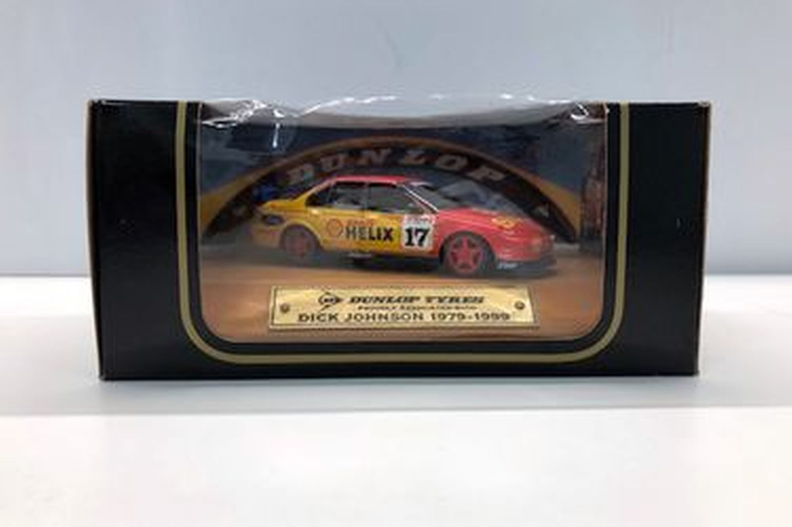 Model Car - Dick Johnson 1979/1999 Dunlop Tyres Shell Helix Car #17