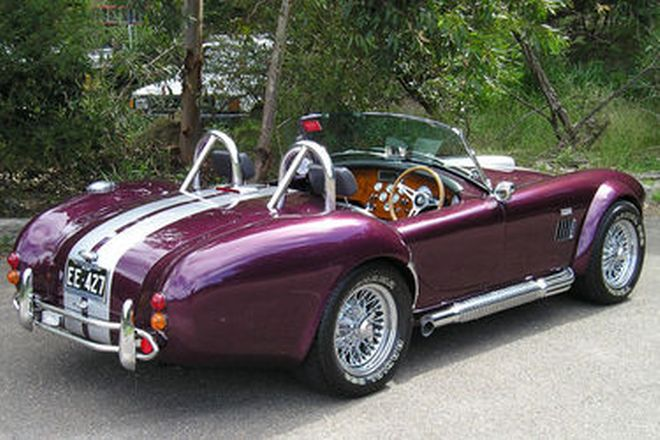 DRB Cobra Replica Roadster