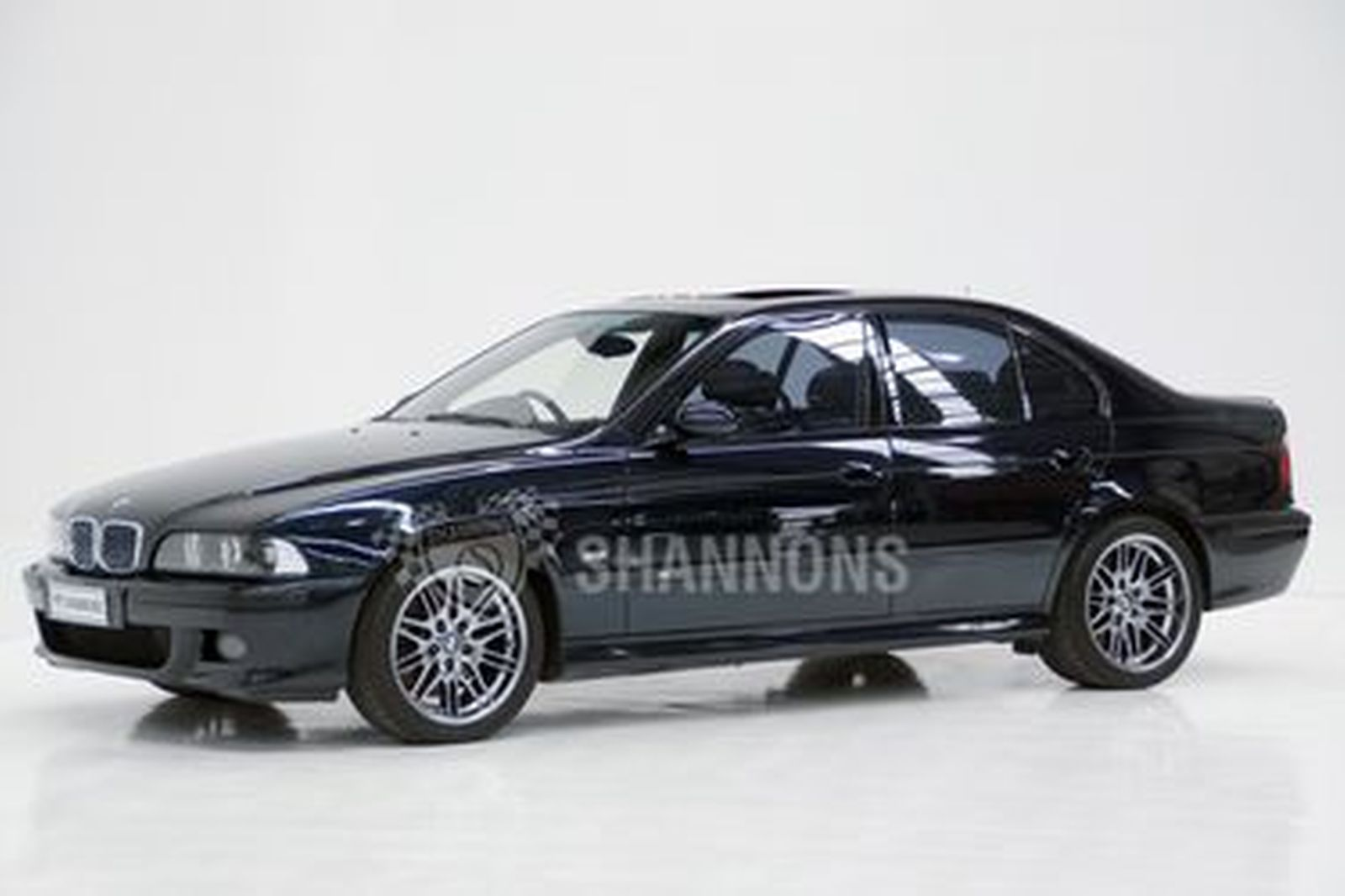 Sold Bmw M5 E39 V8 Sedan Auctions Lot 10 Shannons