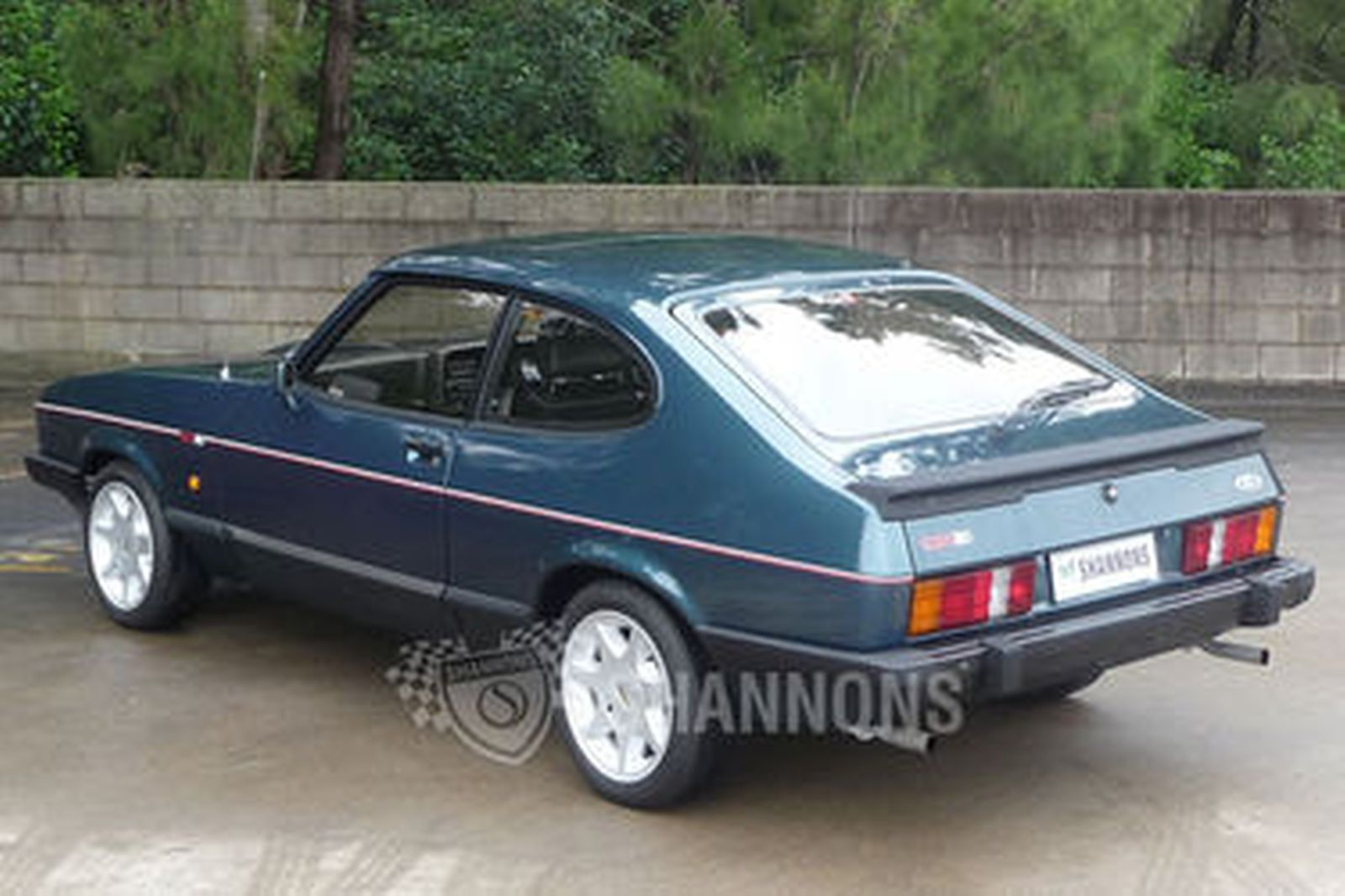 Ford Capri Brooklands Coupe Auctions - Lot 17 - Shannons