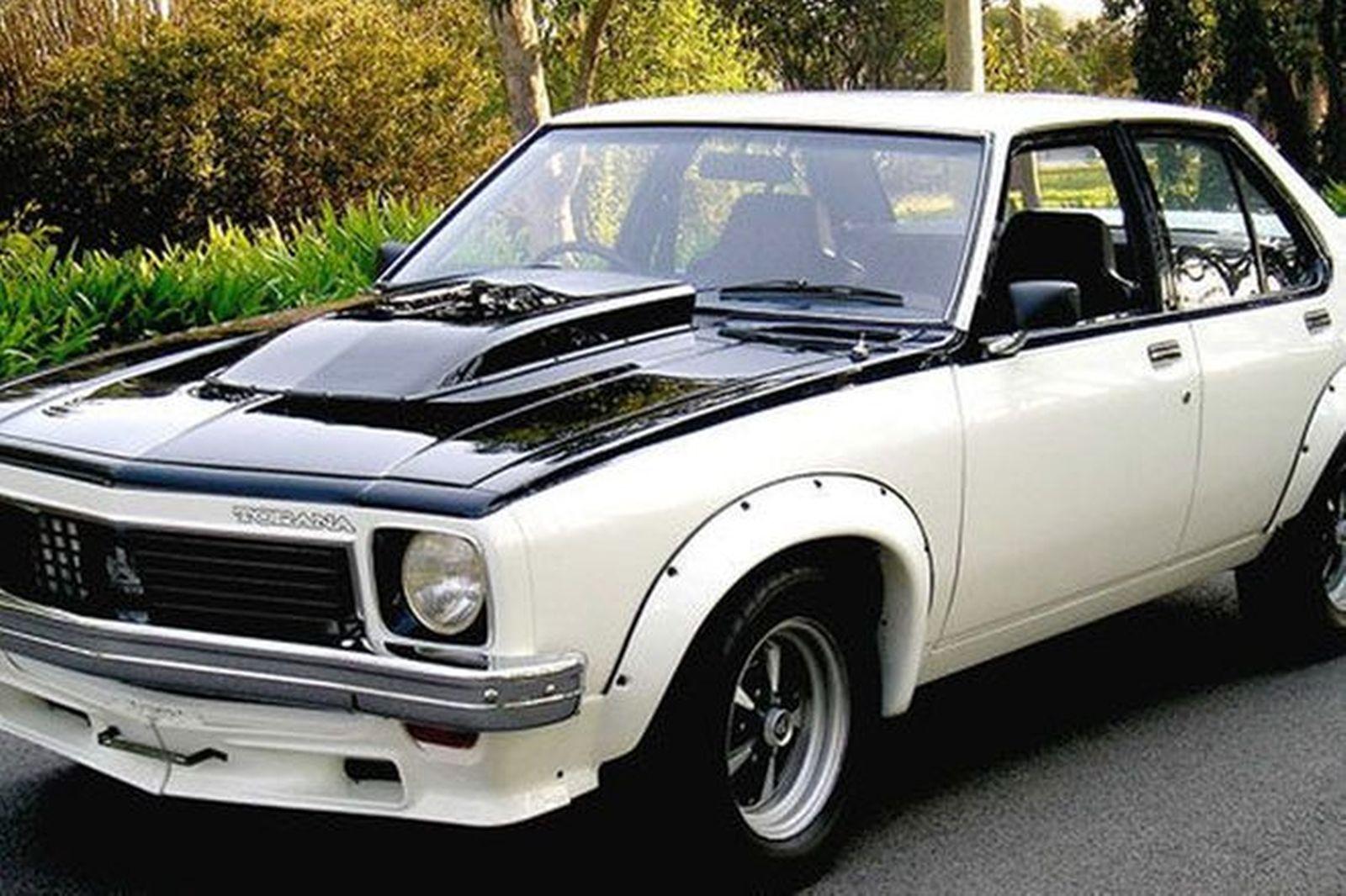 Holden Lx Torana A9x Sedan Auctions Lot 26 Shannons
