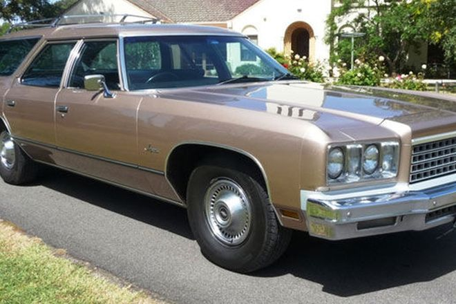 Chevrolet Impala (Hearse) Wagon