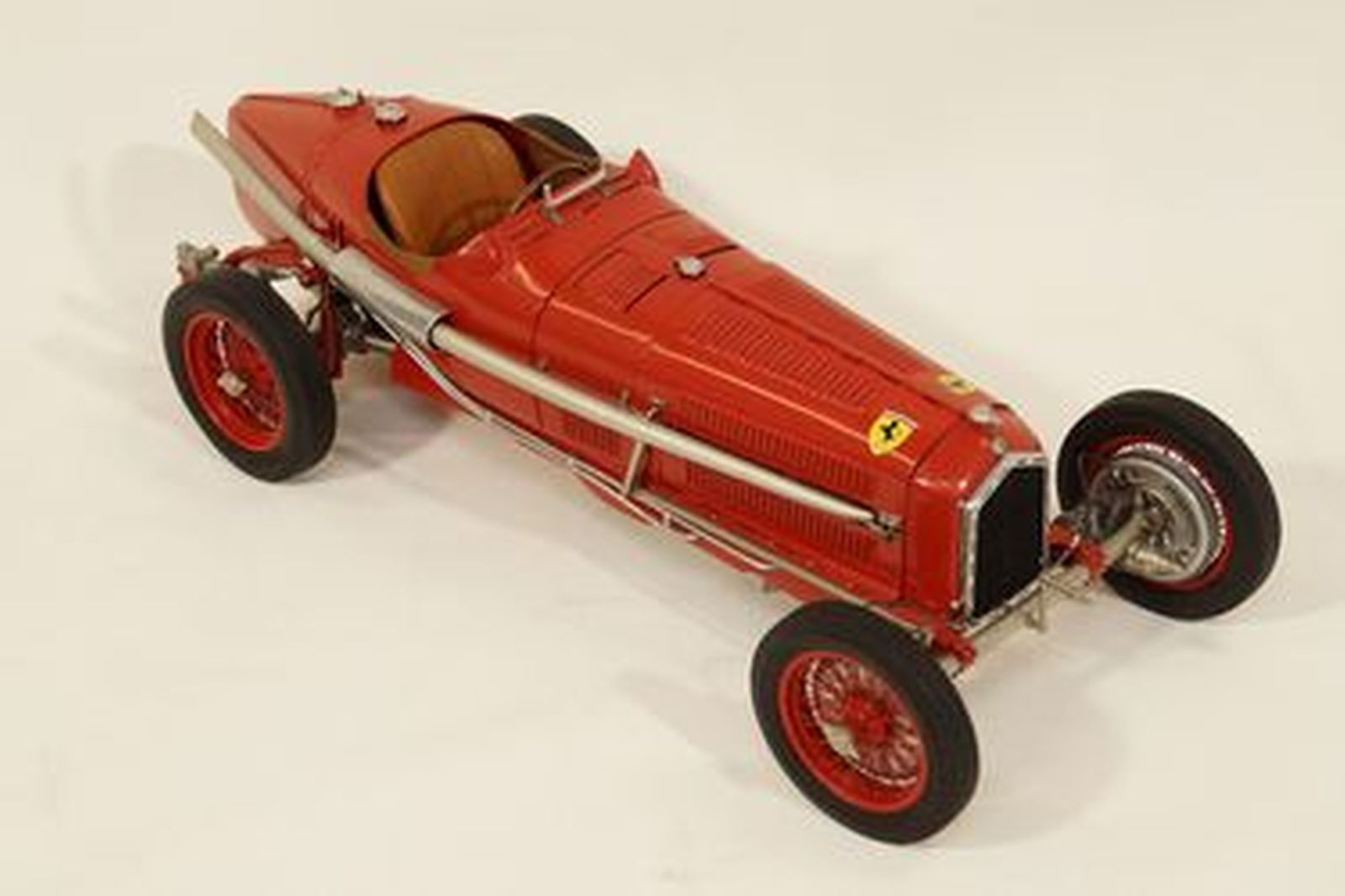 Model Car - Handbuilt 1935 Alfa Romeo P3