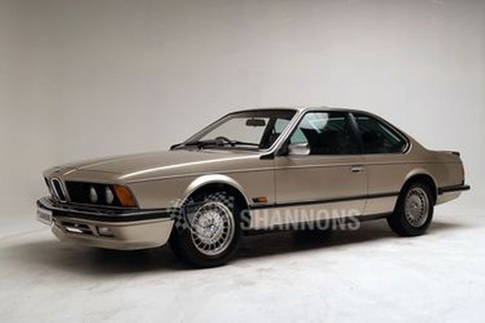 Sold Bmw 635 Csi Coupe Auctions Lot 35 Shannons