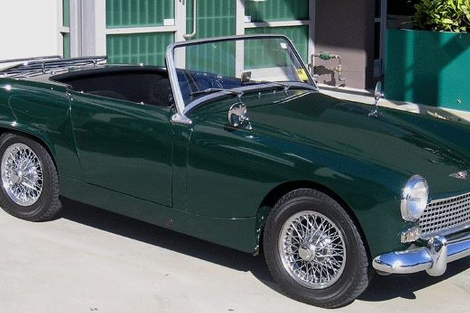 Sold AustinHealey Sprite Mark 2A Roadster Auctions  Lot 16