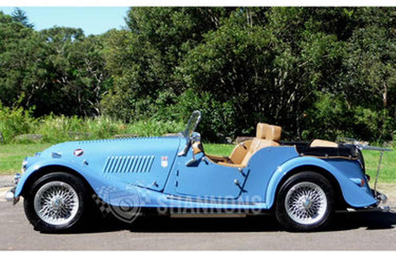 Sold Morgan 4 4 4 Seater Roadster Auctions Lot 10