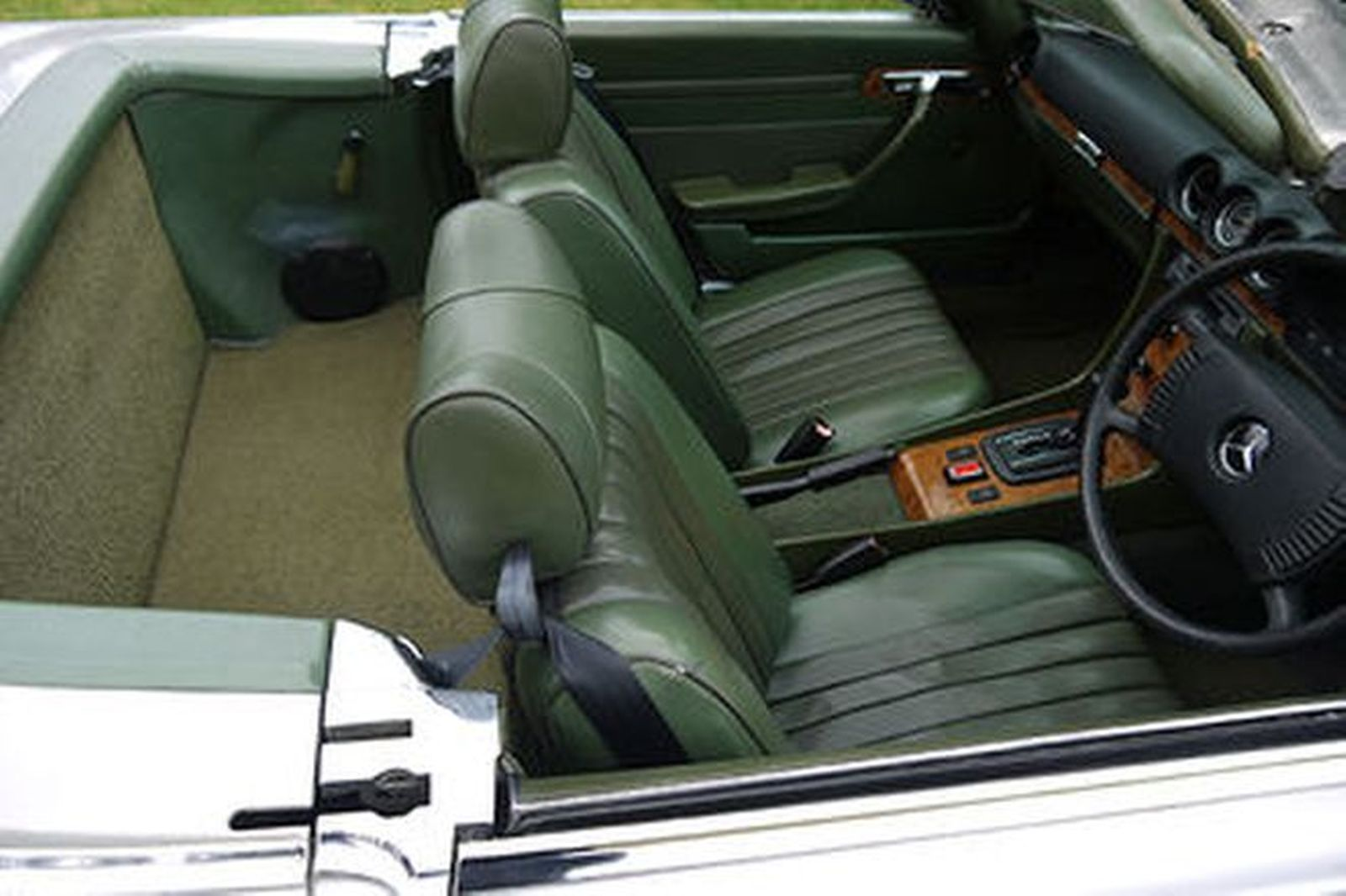 Mercedes-Benz 350SL 'Modified' Convertible