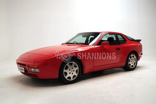 Porsche 944 Turbo Coupe