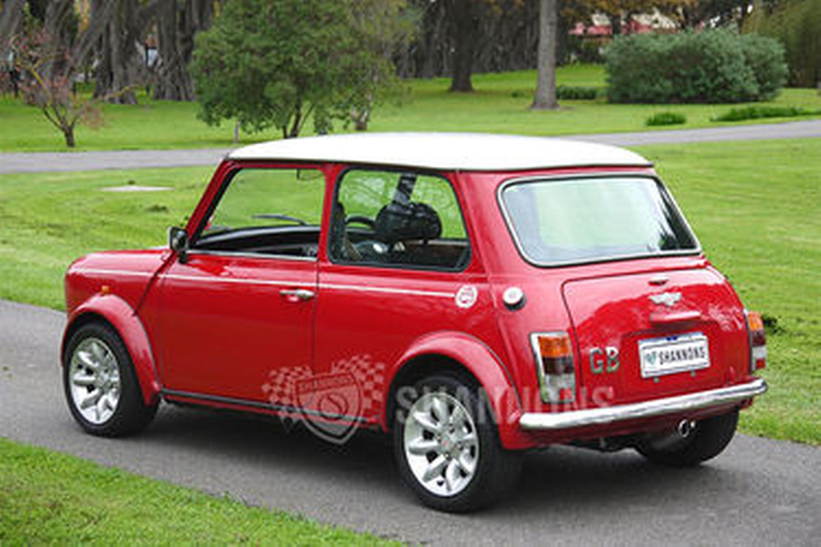Sold Rover Mini Cooper 40 2 Door Saloon Auctions Lot 16 Shannons