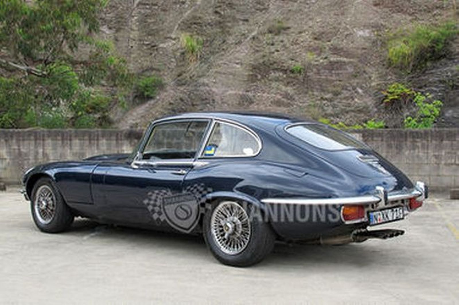 Admirable Sold Jaguar E Type V12 Manual 2 2 Coupe Auctions Lot 24 Shannons Wiring Digital Resources Ommitdefiancerspsorg