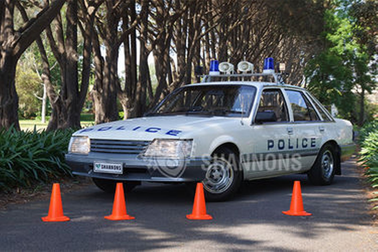 Auto Insurance Companies List >> Holden VK Commodore 'Ex-Police Car' 308 V8 Sedan Auctions ...