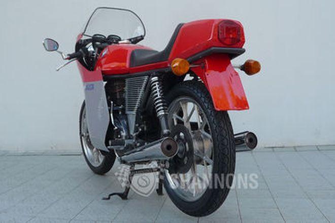 MV Agusta 350 S Ipotesi Motorcycle