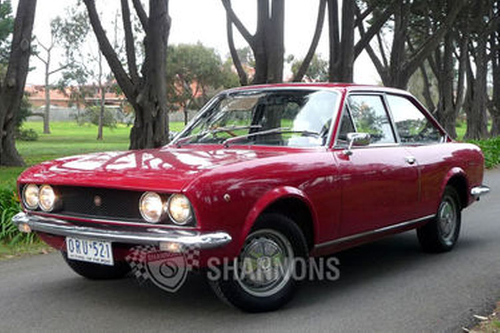 sold fiat 124 bc sport coupe auctions lot 1 shannons. Black Bedroom Furniture Sets. Home Design Ideas