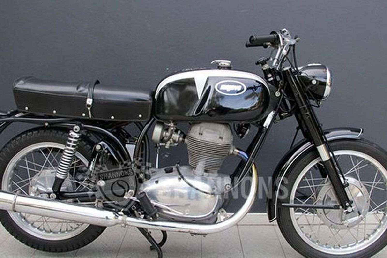 Sold Benelli Montgomery Wards 250cc Motorcycle Auctions