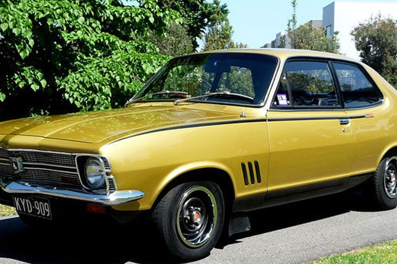 Holden Lc Torana Gtr Coupe Auctions Lot 21 Shannons