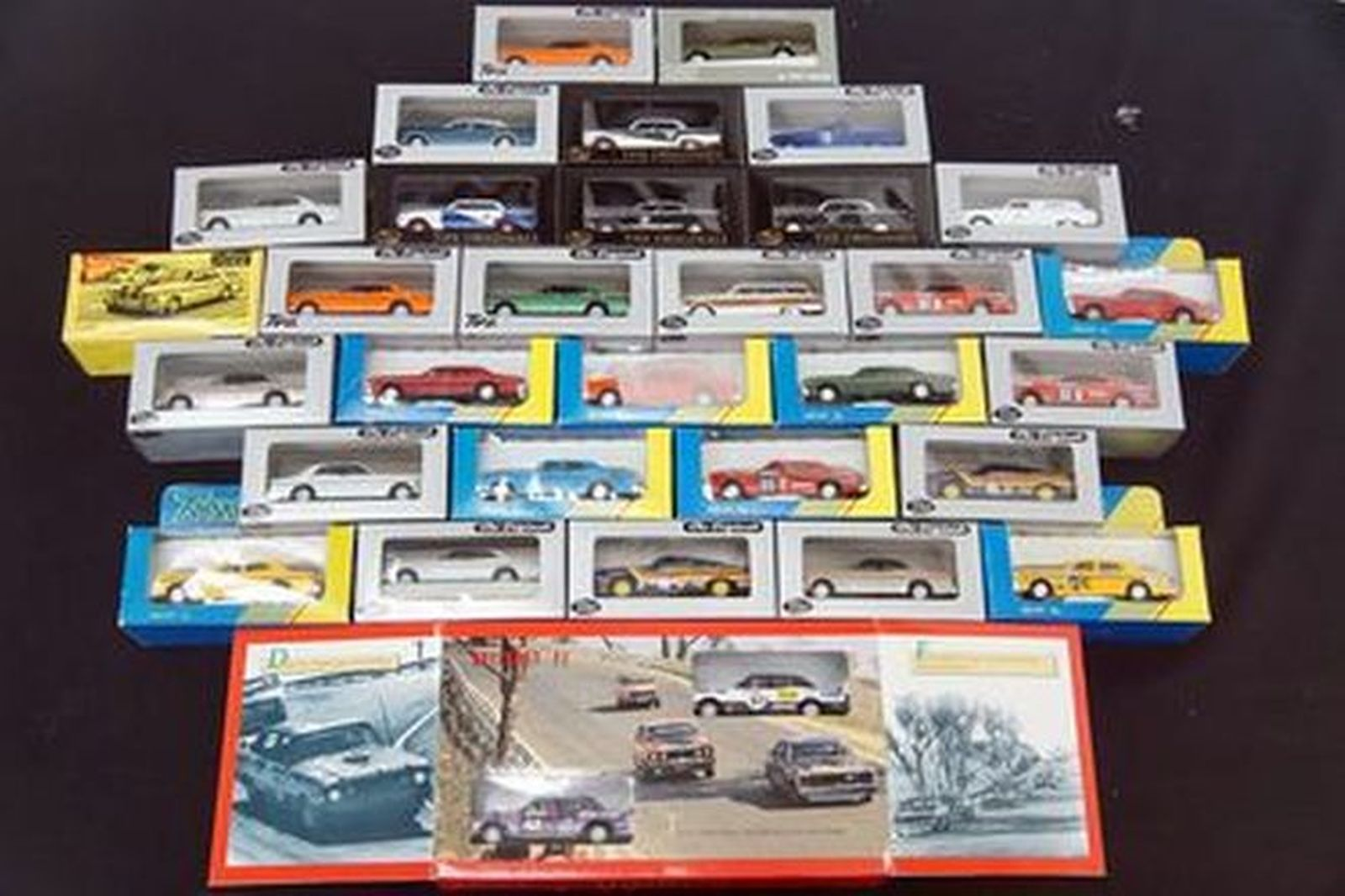 Model Cars - 54 x Ford Falcon Collection (Scale 1:43)