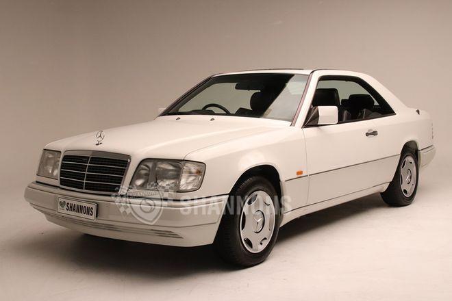 Mercedes-Benz E220 Coupe