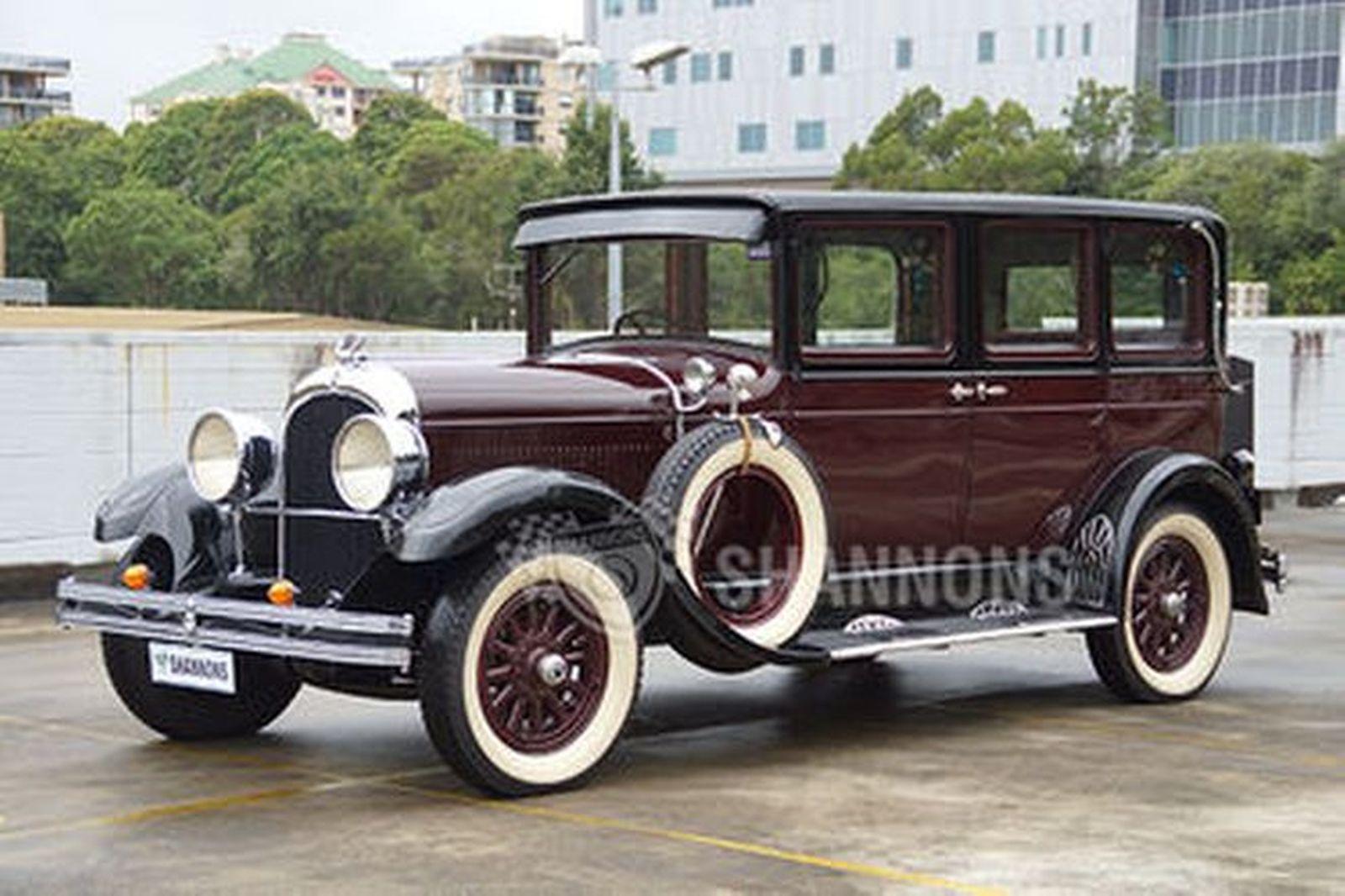 sold chrysler royal series 72 6 wheel equipped sedan rhd auctions lot 9 shannons. Black Bedroom Furniture Sets. Home Design Ideas