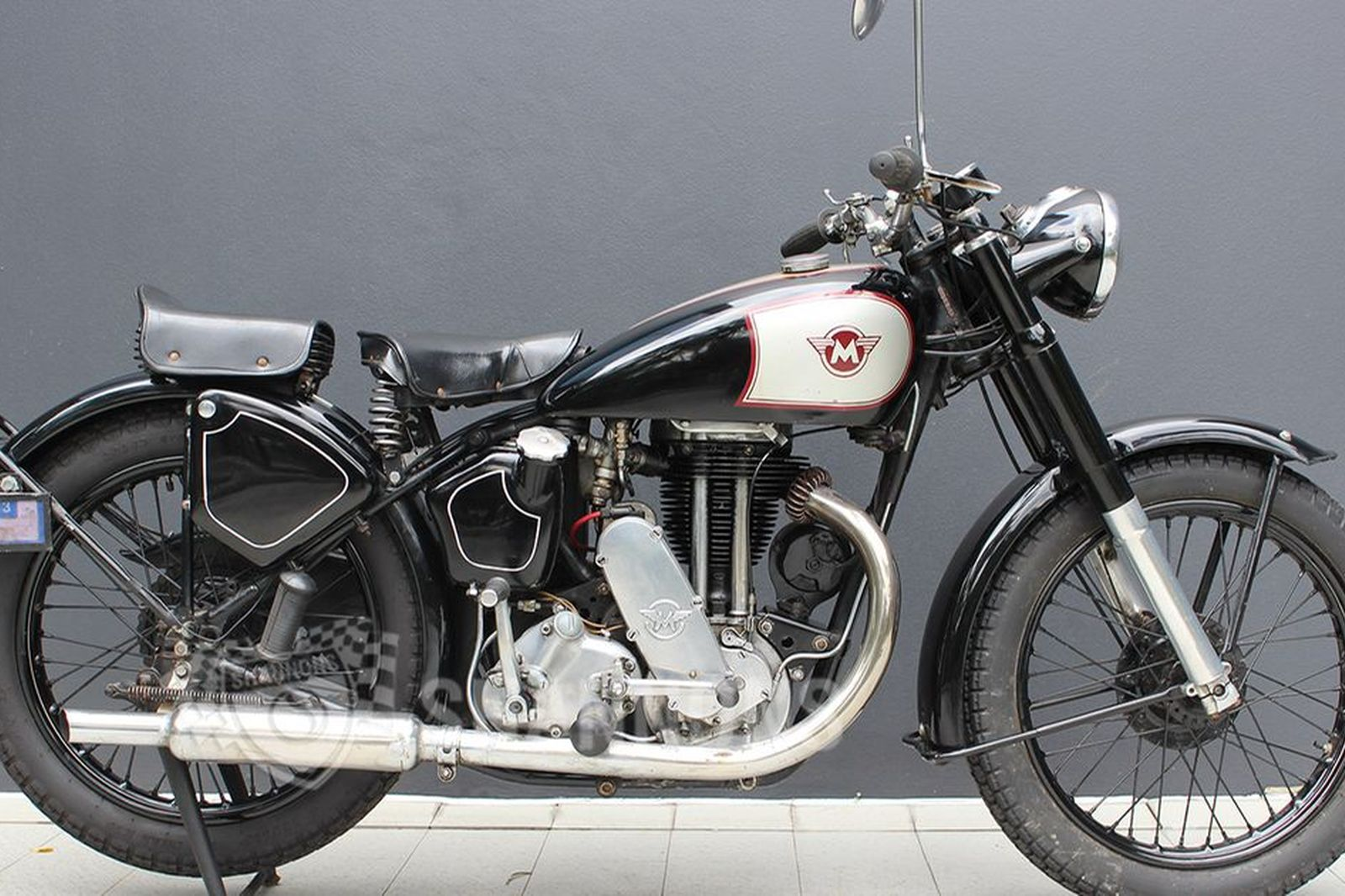 Matchless G3L 350cc motorcycle