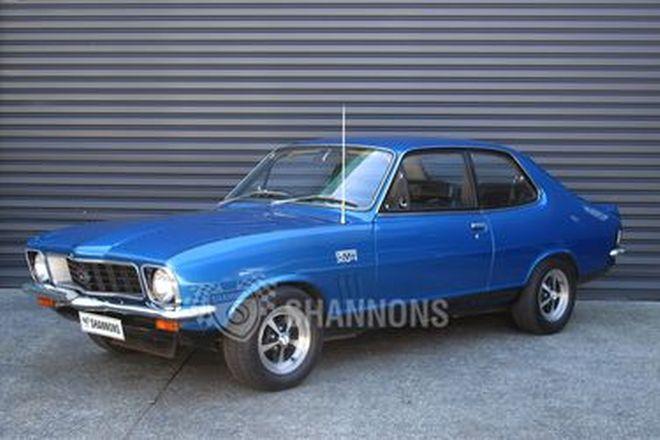 Holden LJ Torana GTR XU-1 Sedan