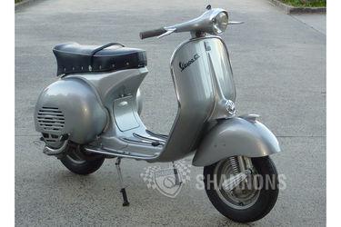 Vespa GS 150 Scooter
